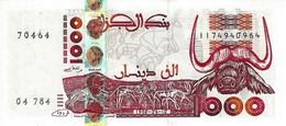 ALGERIA 1000 DINARS 1998 (2001) P-142c UNC [ DZ406c ] - Algerien