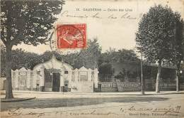 CARTE POSTALE : CAUDERAN . CASINO DES LILAS . - France