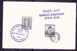AUSTRIA ,  STAMPS  ON  PAPER  WITH  FINE  CANCEL - 1918-1945 1. Republik