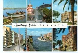 Greeting From  TARANTO - Taranto