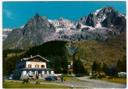 COURMAYEUR - PLAMPINCIEUX - VAL FERRET - HOTEL MIRAVALLE - AOSTA - Unclassified