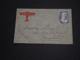 CONGO BELGE - Enveloppe Par Avion De Stanleyville Pour Bruxelles En 1938 - A Voir - L 888