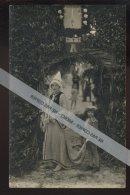 55 - VAUCOULEURS - FETES DE JEANNE D'ARC 1929 - ENEFANTS EN COSTUMES - CARTE PHOTO ORIGINALE - Otros Municipios