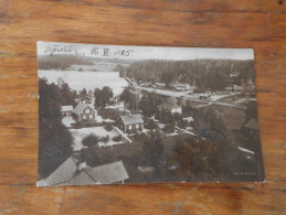 Bjorsater 1925 - Suède