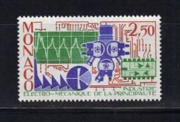 Monaco Timbres De 1987  Neufs** N°1601(vendu A La Faciale) - Monaco