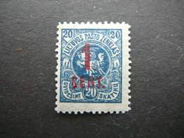 Lietuva Lithuania Litauen Lituanie Litouwen # 1922 MH # Mi.144 - Lituanie