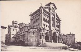 MONACO---cathédrale De Monaco---voir  2 Scans - Saint Nicholas Cathedral