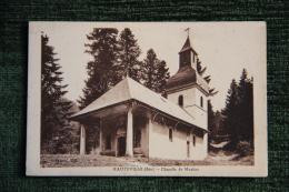 HAUTEVILLE - Chapelle De Mazière - Hauteville-Lompnes