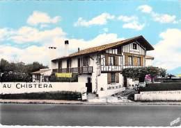 "64 - BIDART : Restaurant "" LA CHISTERA ""  CPSM Dentelée Colorisée GF - Pyrenées Atlantiques - Bidart"