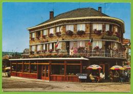 HOTTON S/O - CAFE DU PONT DE L'OURTHE - Propr. J. Jacquemart-Marot Carte Non Circulé - Hotton