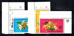 XP234 - SAMOA I SISIFO , Yvert N. 241/244  ***  MNH - Samoa
