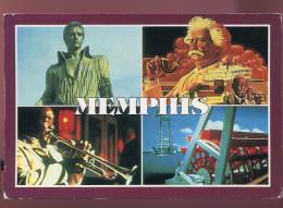 CPM Etats-Unis MEMPHIS Kingf Rck And Roll Multi Vues - Memphis