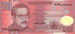 BANGLADESH 10 TAKA 2000 P-35 UNC [BD330a] - Bangladesh