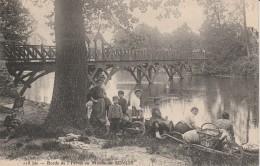 91 - MONTGERON - Bords De L'Yerres Au Moulin De Senlis - Montgeron
