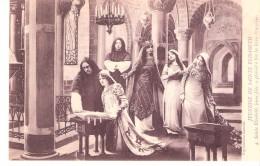 Religion Et Esotérisme-Jeunesse De Sainte Elisabeth De Hongrie Et De Thuringe (1207-1231)-lecture De Livres Liturgiques - Religion & Esotericism