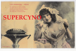 LES PARFUMS OEILLET BERGERET - Postkaarten