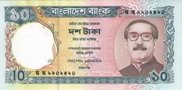 BANGLADESH 10 TAKA ND (2000) P-33 UNC  [BD327b] - Bangladesh