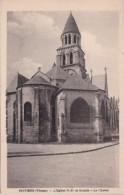 France Poitiers L'Eglise Notre-Dame Le Chevet