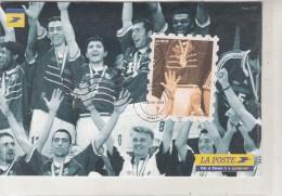 L'Equipe De France Avec La Poste - Voetbal