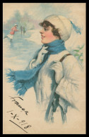 EUA - ILUSTRADORES -  ( Series Nº 226) Carte Postale - Illustrateurs & Photographes