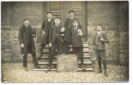 ARLON Athenee Royal 1910-1911 - Arlon