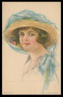 EUA - ILUSTRADORES - Painted By Fidler LeMunyan ( Ed. Edward Gross / Stanlaws Nº 78) Carte Postale - Altre Illustrazioni