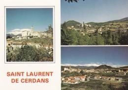 66----SAINT LAURENT DE CERDANS---multi-vues---voir  2 Scans - Other Municipalities