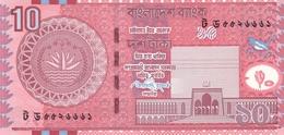 BANGLADESH 10 TAKA 2009 P-47b UNC [BD343b] - Bangladesh