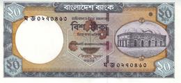BANGLADESH 20 TAKA 2009 P-48b UNC  [BD344c] - Bangladesh