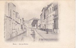 Wavre - Quai-aux-Huîtres (animée, Charlier-Niset, 1903) - Waver