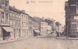 Wavre - Rue Du Chemin De Fer (animée, 1920, Vers Kasongo, Congo Belge) - Waver