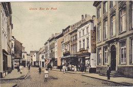 Wavre - Rue Du Pont (animée, Colorisée, 1910) - Waver
