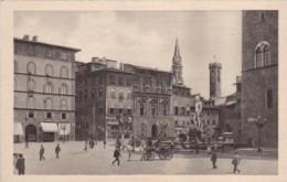 Italy Firenze Piazza della Signoria