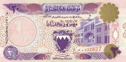 BAHRAIN 20 DINARS L.1973 (1998) P-16x UNC [ BH211b ] - Bahrain