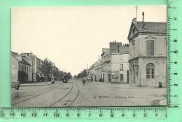 REIMS: Faubourg Cérés - Reims