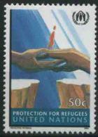 1994 Nzioni Unite New York,  Protezione Rifugiati, Serie Omplet Nuova (**) - Nuovi
