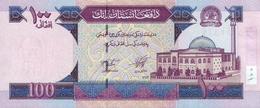 AFGHANISTAN 100 AFGHANIS 1383 (2004) P-70b UNC [AF354c] - Afghanistan