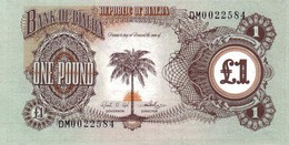 BIAFRA 1 POUND ND (1969) P-5 UNC [ BIA105a ] - Banknotes