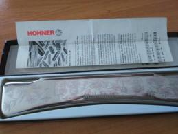 Harmonica M. HOHNER - Instruments De Musique