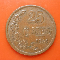 Luxembourg 25 Centimes 1946 - Luxembourg