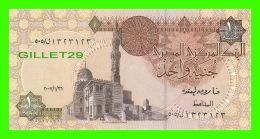 EGYPTE - CENTRAL BANK OF EGYPT, ONE POUND - - Egypte