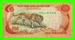 VIÊT-NAM - NGÂN-HÀNG QUOC-GIS VIÊT-NAM, NAM TRAM DÔNG - TIGER - No A3 594891 - - Viêt-Nam