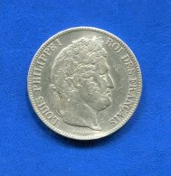 5  Fr  1843 B - France