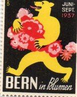 1937 BERN - Cinderellas