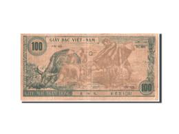 Vietnam, Giay Bac Viet Nam, 100 Dong, 1947, KM:12b - Vietnam