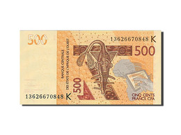 West African States, Sénégal, 500 Francs, 2012, 2012, NEUF - West African States
