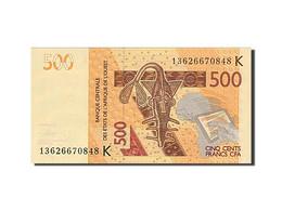 West African States, Sénégal, 500 Francs, 2012, 2012, NEUF - Estados De Africa Occidental