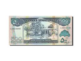 Somaliland, 500 Shillings = 500 Shilin, 2011, 2011, NEUF - Somalia