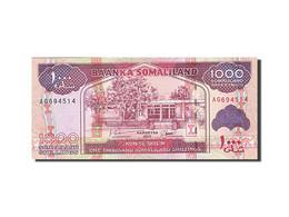 Somaliland, 1000 Shillings, 2011, 2011, NEUF - Somalia