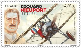France 2016 Mih. 6480 Aviation. Édouard Nieuport MNH ** - France